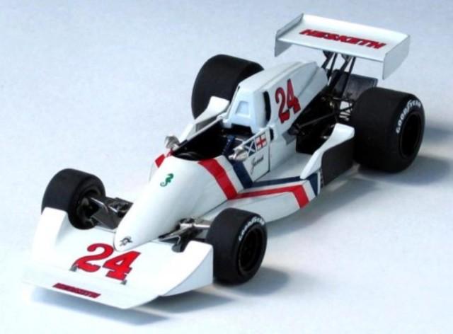取寄せTWU007 タメオキット 1/43 フォード HESKETH 308 C イタリアGP 1975 Kit