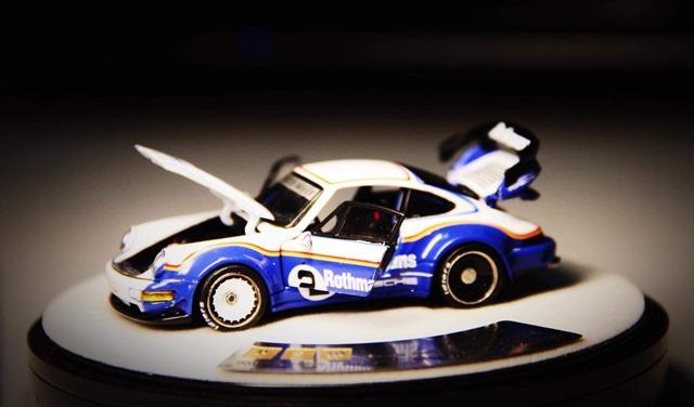 予約PGM-640008-2 PGM 1/64 ポルシェ Porsche RWB964 Rothmans #2 ポルシェ ロスマンズ Luxury