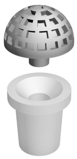 取寄せPG39 タメオキット   Copertura per tromboncini aspirazione  12 pezzi