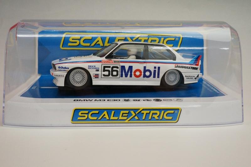 新品C3929 SCALEX BMW E30 M3 1988 Peter Brock Bathurst56