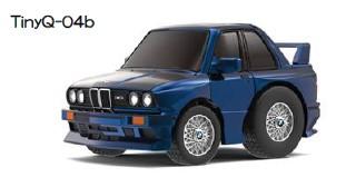 新品TinyQ-04b タイニー  BMW TinyQ BMW M3 (E30) ブルー