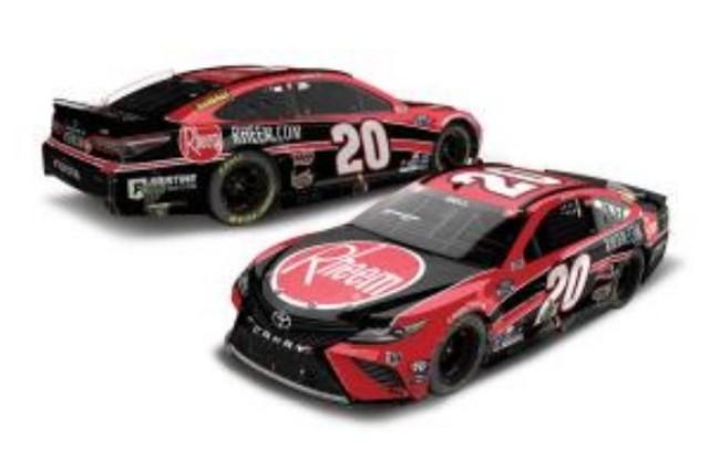 予約 W202165RHMCDA ライオネルレーシング 1/64 トヨタ カムリ NASCAR 2021 オーライリーオートパーツ253 デイトナ ウィナー クリストファー・ベル #20 Rheem