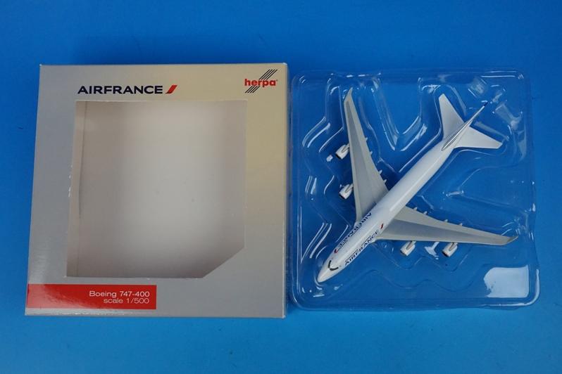1/500 B747-400 エールフランス F-GITI [523271] ヘルパ/中古