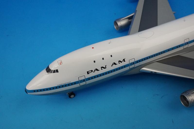 1/200 B747-100 PANAM パンナム N734PA [G2PAA790] ジェミニ200/中古