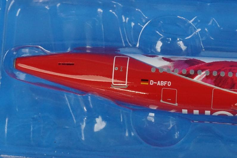1/200 A320-200 エアベルリン トップボーナス D-ABFO [AB09] LIMOX/中古