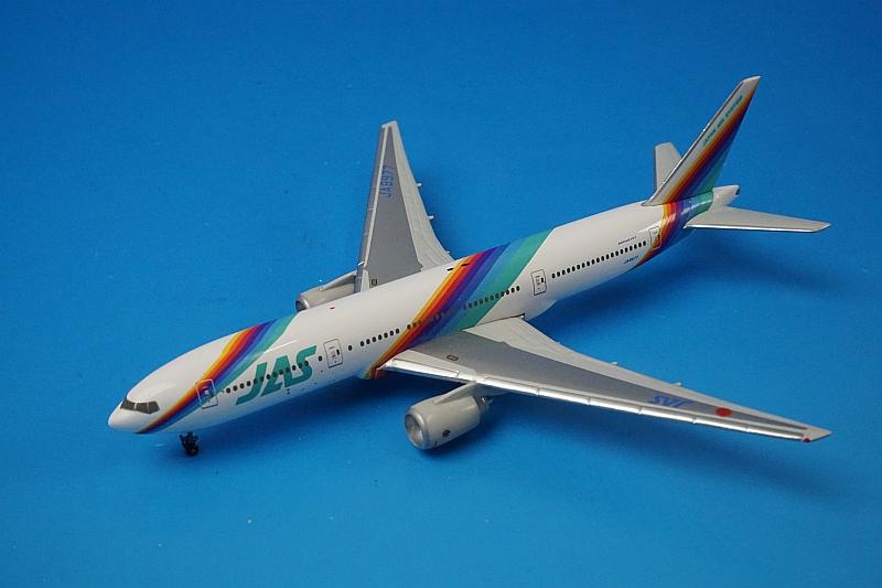 1/500 B777-200 JAS 日本エアシステム レインボーセブン JA8977 [JD51003] JALUX/中古