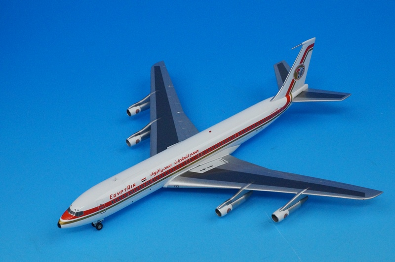 1/200 B707-300 エジプトエア SU-AOU [IF7070312A] インフライト/中古