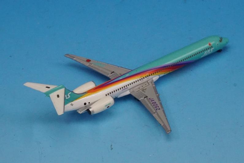 1/500 MD-90 JAS 黒澤明 4号機 JA8062 [JD51009] JALUX/中古