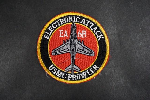 ワッペン USMC アメリカ海兵隊 電子戦闘機 EA-6B PROWLER/中古