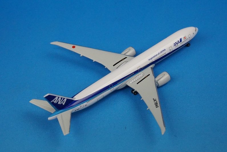 1/1000 B777-300ER ANA Inspiration of JAPAN JA784A [NH10037] 全日空商事/中古