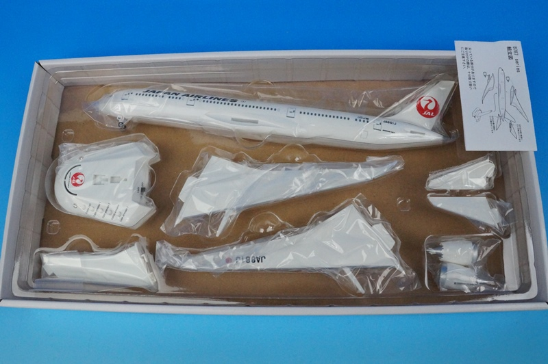 1/200 B787-9 JAL 新鶴丸塗装 JA861J *サウンドジェットモデル [BJQ1175] JALUX/中古