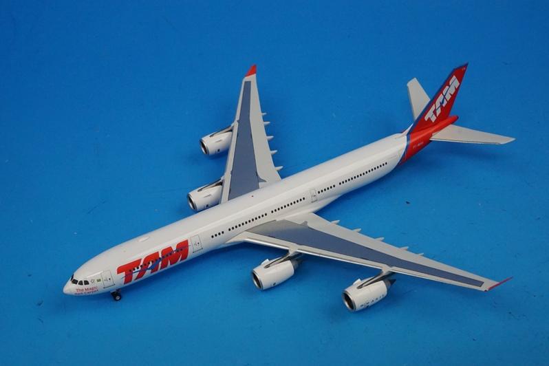 1/400 A340-500 TAM/タム PT-MSN [10466] フェニックス/中古