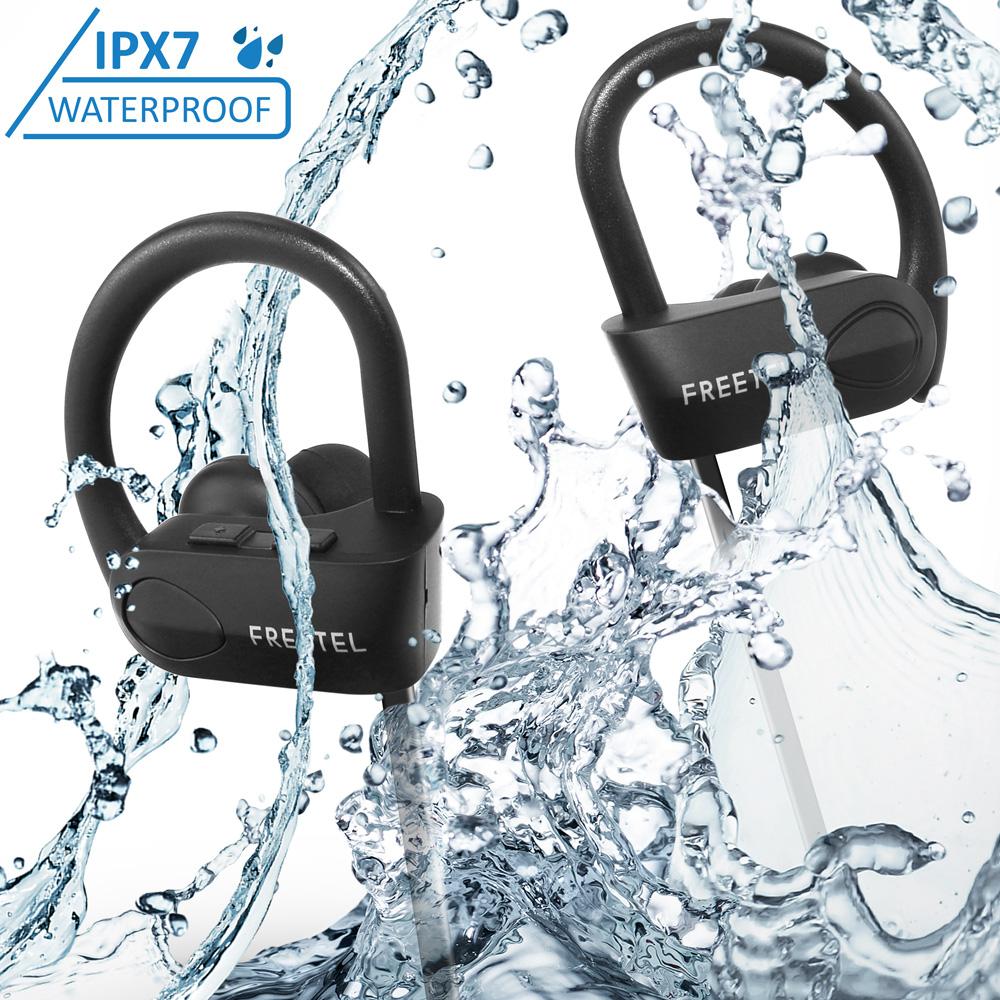 FREETEL Active Wireless earphone ワイヤレスイヤフォン 防水タイプ
