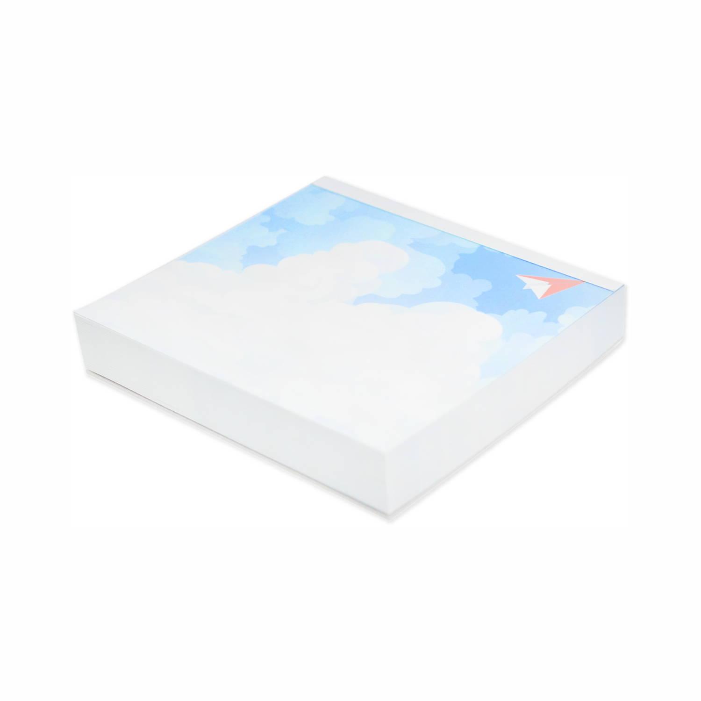 ブロックメモ 紙飛行機|wp-074