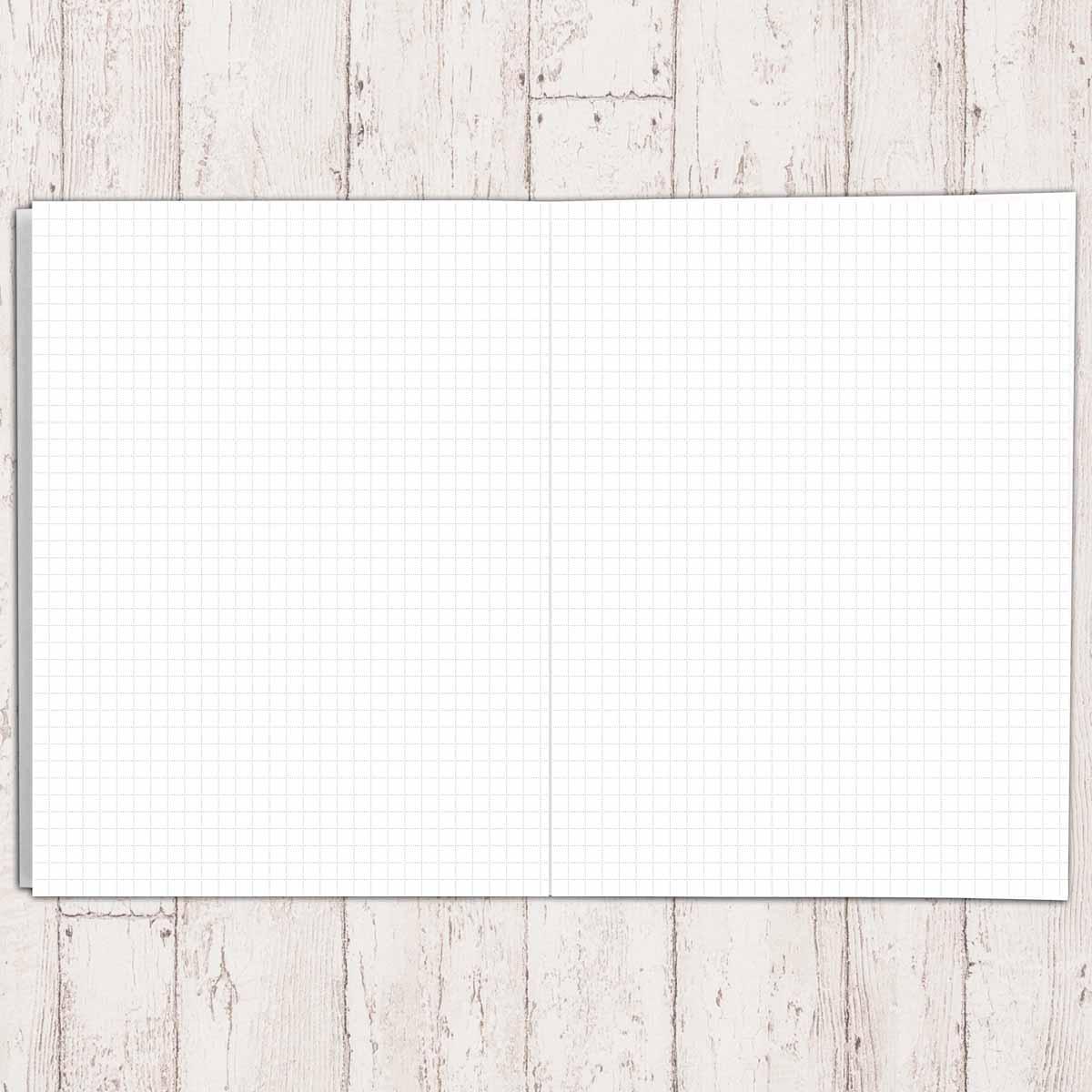 キャンペーンパック ジャバラノート 方眼タイプ | vp-035