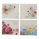 ブロックメモ 音符と花|wp-071