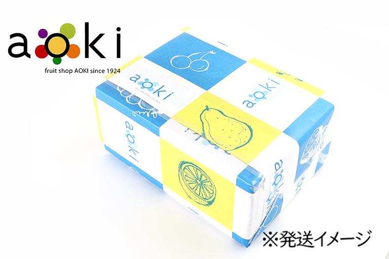 【送料込】夏の贈り物フルーツギフト7B タカミメロン 桃 みかん(常温便)