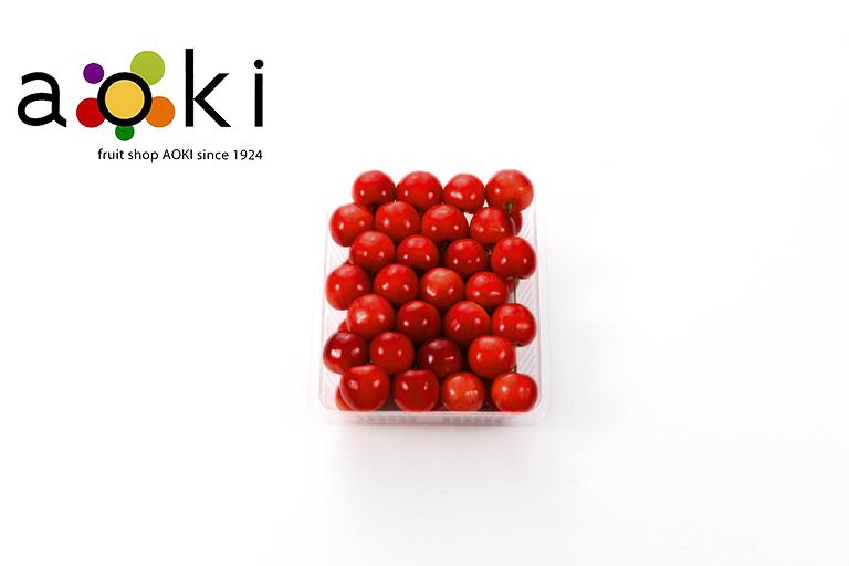 黒沼氏が栽培するさくらんぼ 紅秀峰 バラ詰め 350g化粧箱入