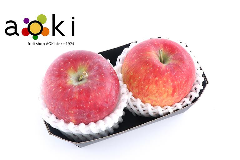 【ご自宅用】りんご2個[りんご]
