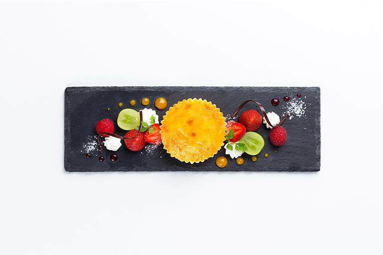 果物屋さんのチーズタルト 6個入 [フルーツピークス](常温便)