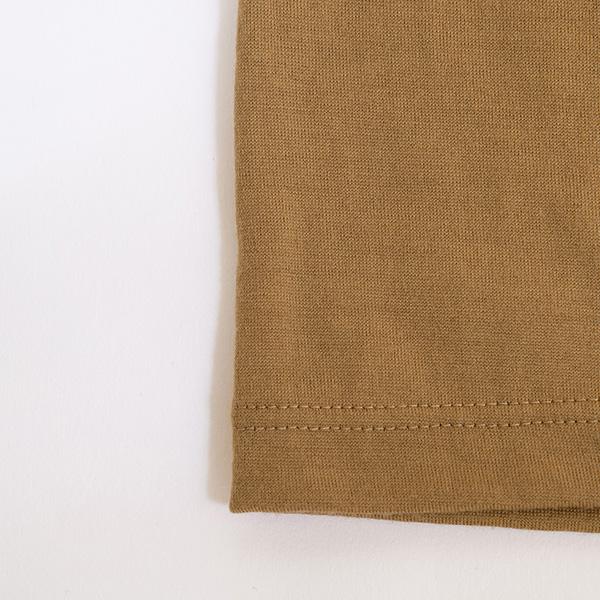Everyday Wool Tee LS