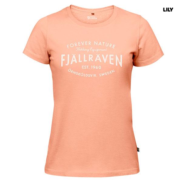Fjallraven Est. 1960 T-Shirt W