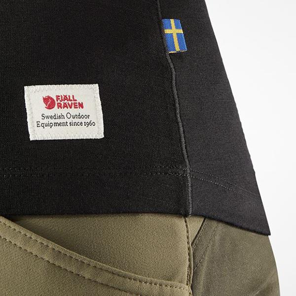 Keb Wool T-Shirt Print W