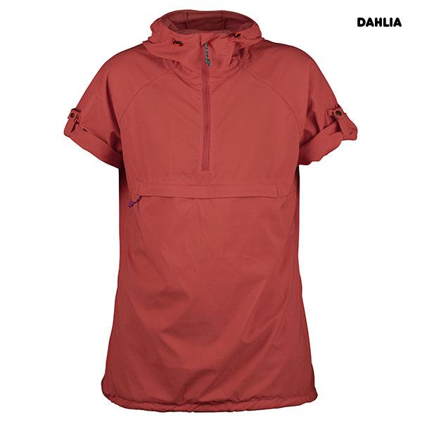 High Coast Hooded Shirt SS W