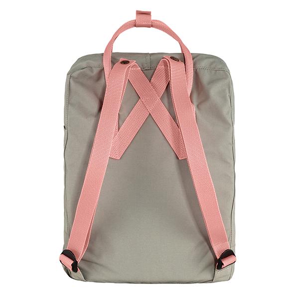 Kanken 16L (Fog/Pink 021-312)