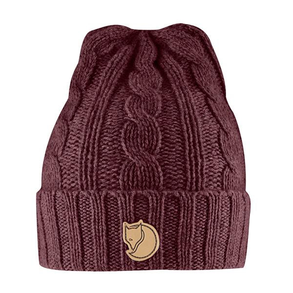 Braided Knit Hat