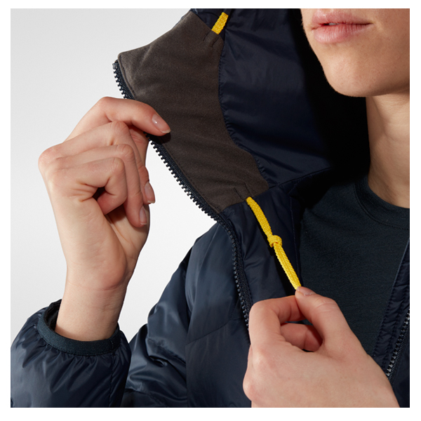 Expedition Pack Down Hoodie W