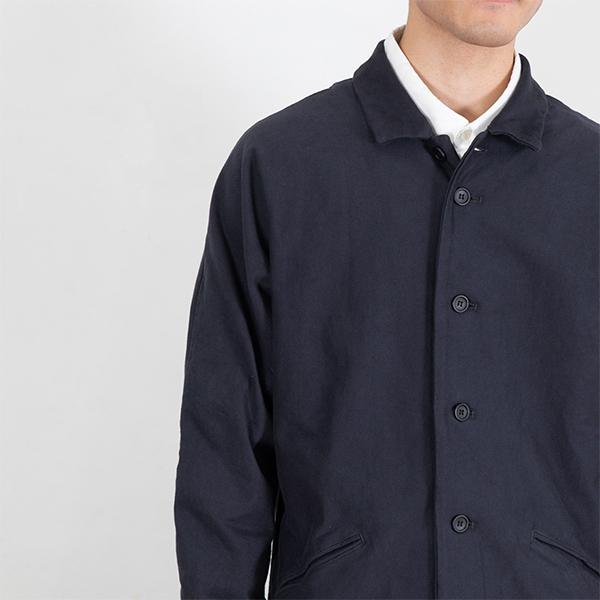Twill Knit Jacket