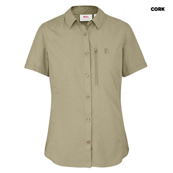 Abisko Hike Shirt SS W
