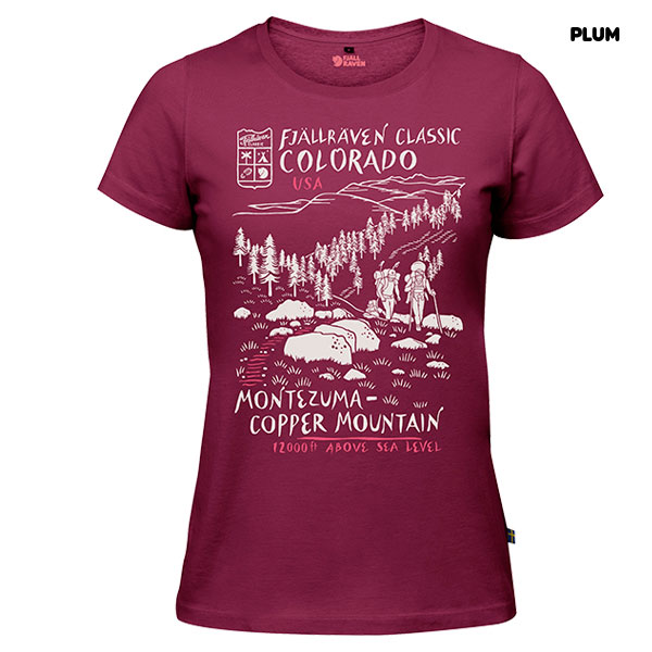 Fjallraven Classic US T-Shirt W