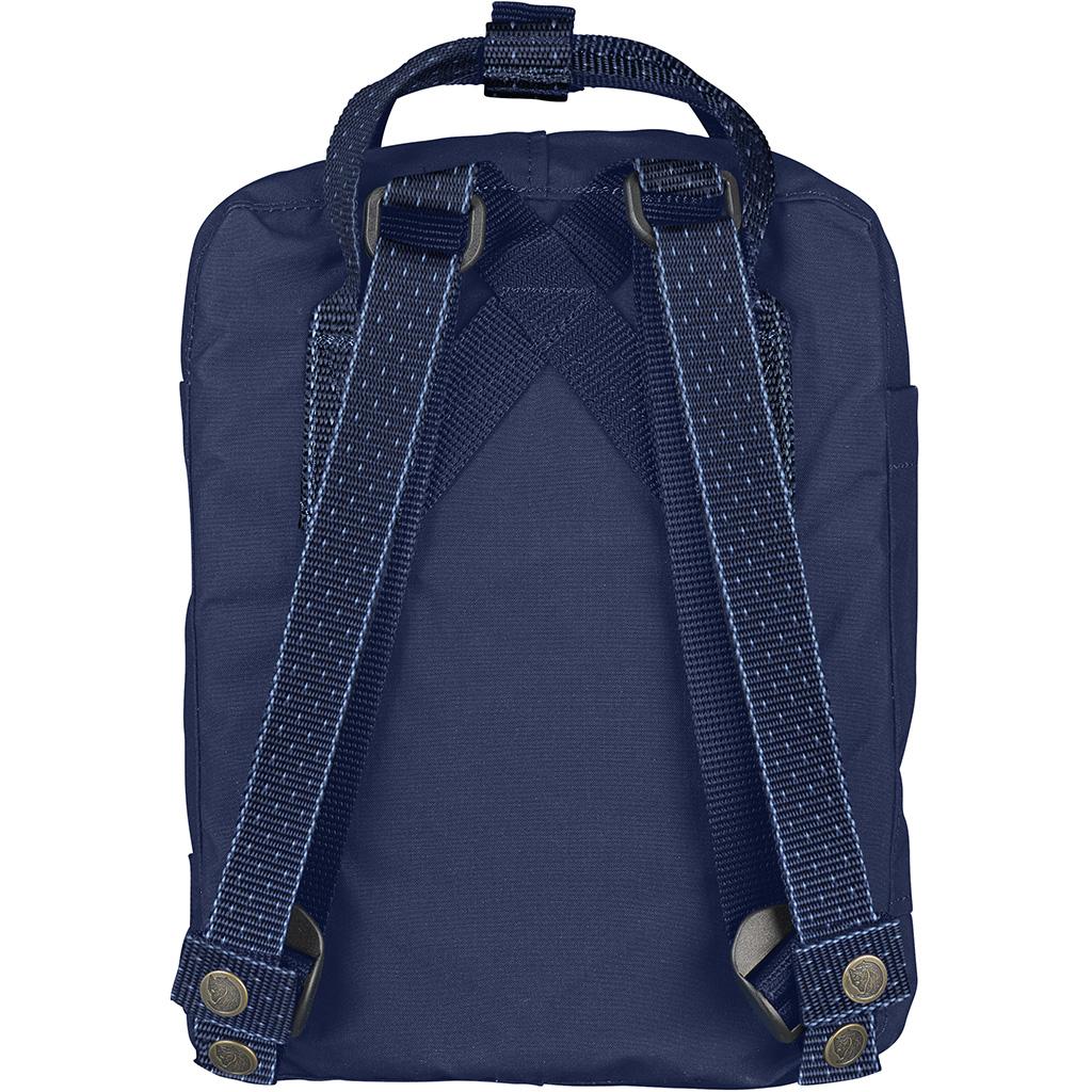 Kanken Mini  (Royal Blue/Pinstripe Pattern 540/902)