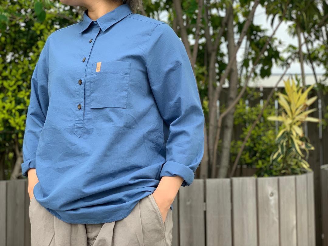 Kiruna Lite Shirt LS W