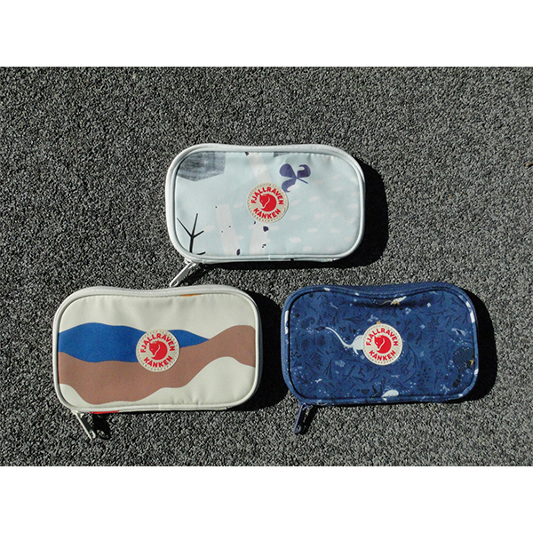 Kanken Art Travel Wallet