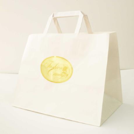 手提げ紙袋(泡盛BONBON・20個用)高さ222�×横280�×横幅175�