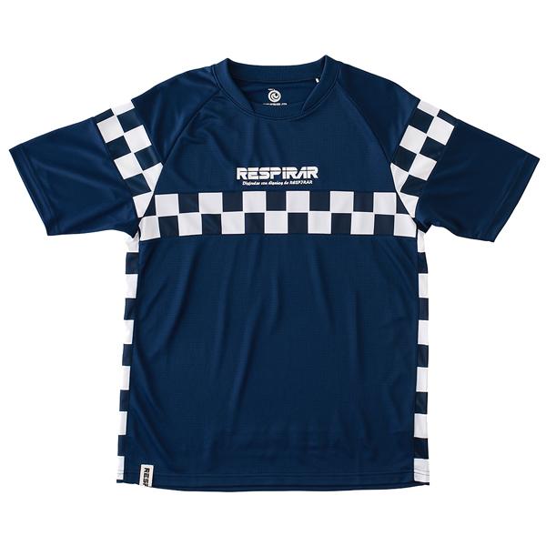 RESPIRAR(レスピラール)半袖プラクティス(Tシャツ) RS19S105
