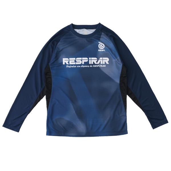 RESPIRAR(レスピラール)ロングTシャツ RS18F361