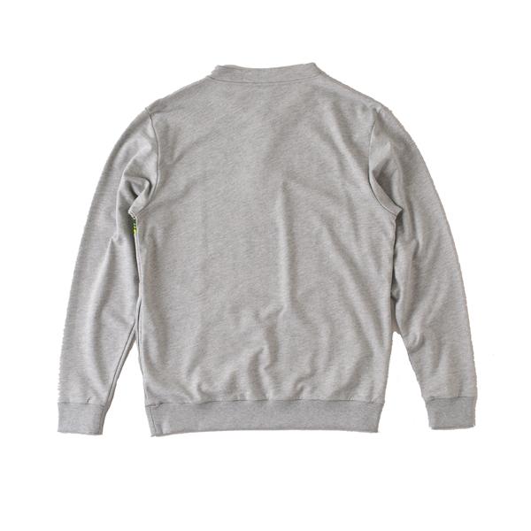 ケルメ(KELME,ケレメ)ボタニカル柄スウェットシャツ KCF215