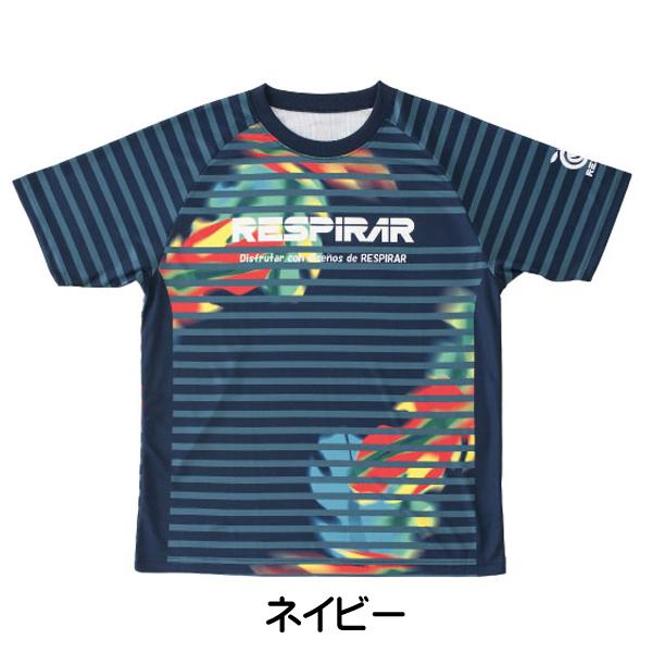 RESPIRAR(レスピラール)半袖プラクティス RS18S318