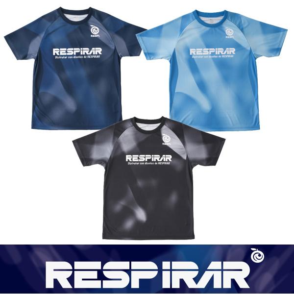 RESPIRAR(レスピラール)半袖プラクティス RS18S319