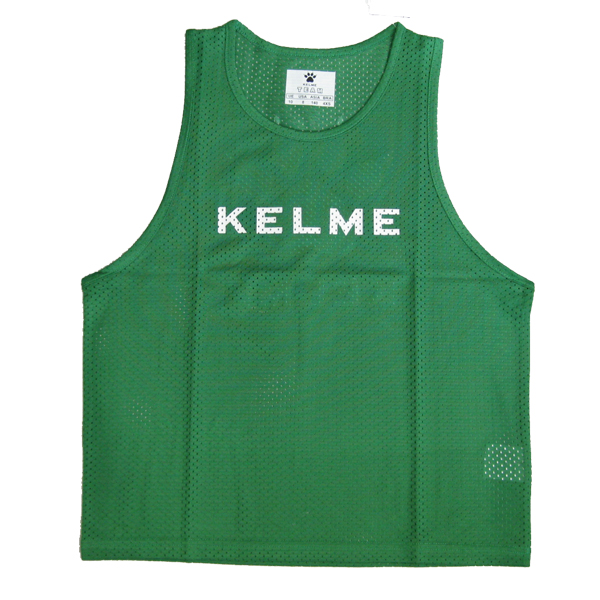 ケルメ(KELME,ケレメ) ジュニア用トレーニングベスト(ビブス、番号なし) K15Z247
