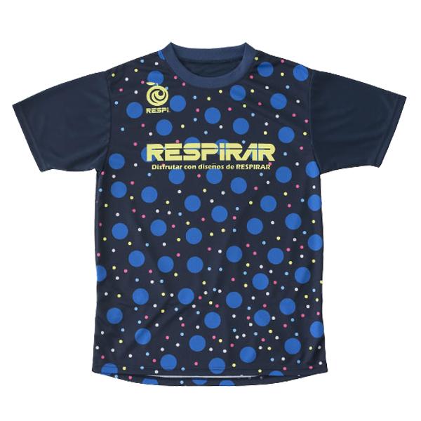 RESPIRAR(レスピラール)半袖プラクティス RS18S331