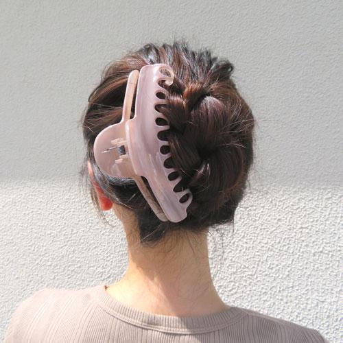 FRENCH HAIR CLIP-フレンチヘアクリップ-B【アレオリ】