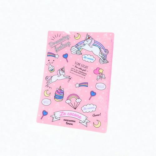 スクール小物シリーズ-B5下敷き-【ルココネ】