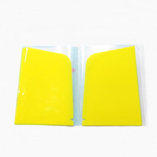 スクール小物シリーズ-クリアファイル-【ルココネ】