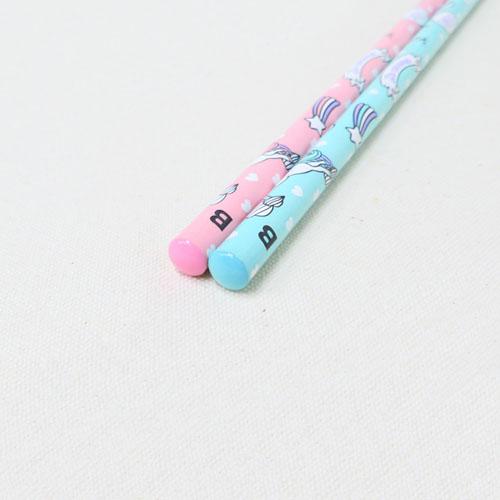 スクール小物シリーズ-B芯鉛筆-【ルココネ】
