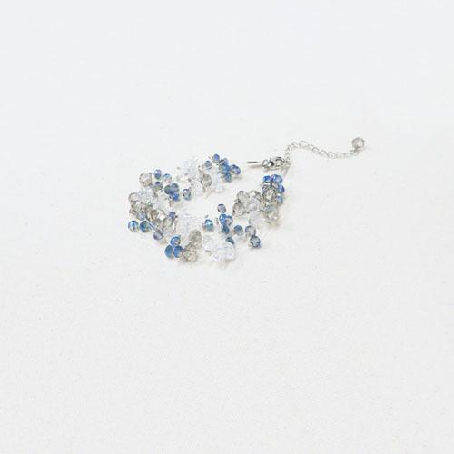 -Queen's ornament-シリーズボリュームブレスレット-マルチカラー【ダーリンデイズ】